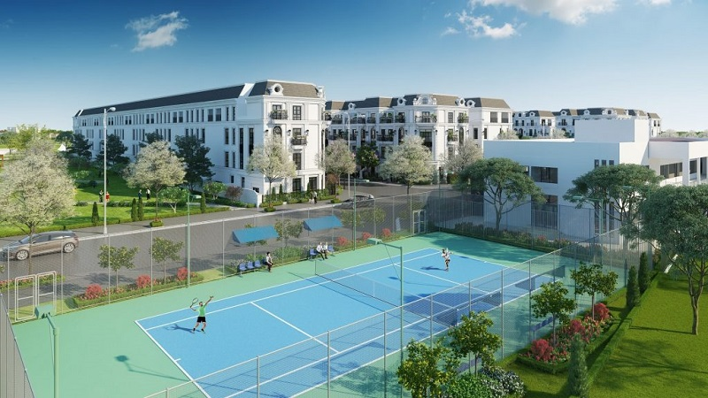 Tiện ích tennis