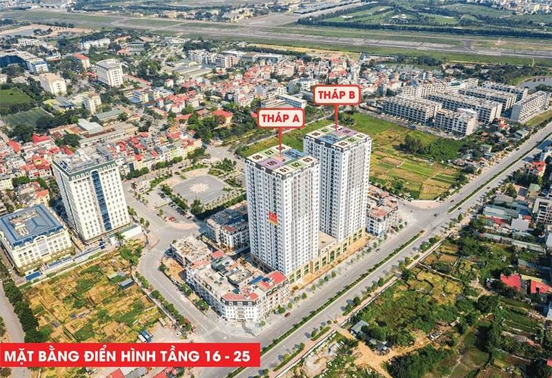 Vị trị đẹp bậc nhất quận Long Biên
