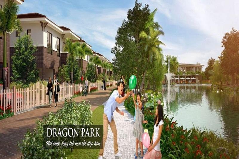 tiện ích dự án Dragon Park Văn Giang