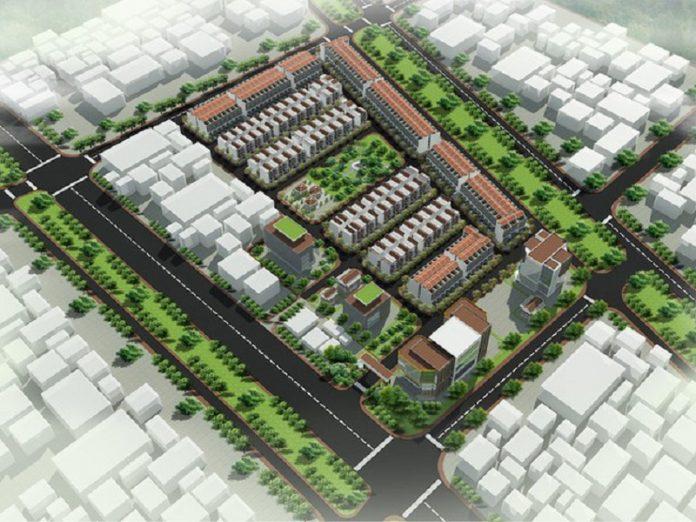Tổng quan dự án Happy Land Đông Anh 1