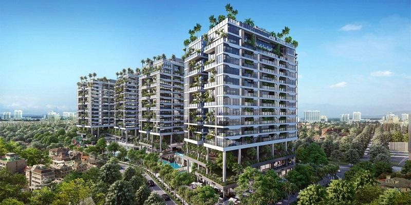 dự án chung cư shunshine phúc đồng