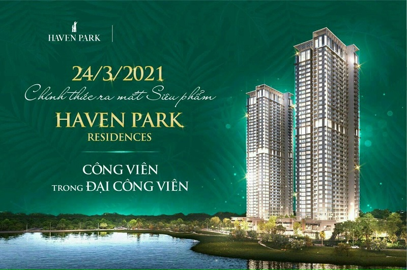 ra mắt chung cư Haven Park Ecopark