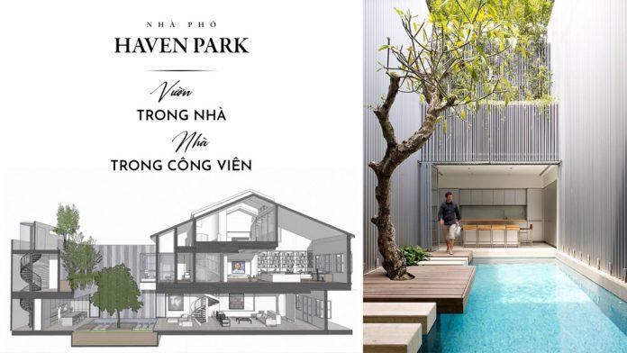 Nhà phố Haven Park