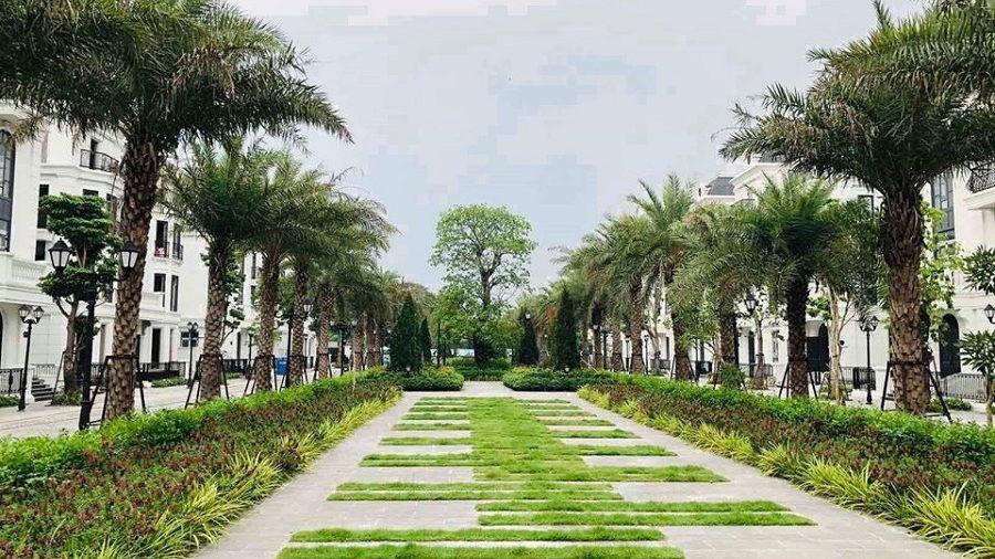 Hình ảnh thực tế Elegant Park Villa Thạch Bàn