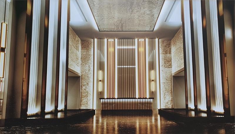 phối cảnh 5 dự án Masteri Hàng Bài The Ritz Carlton