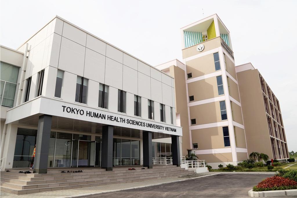 trường đại học y khoa Tokyo tại KĐT ecopark