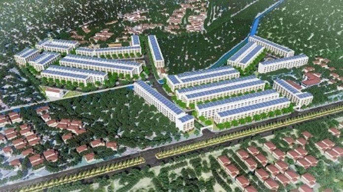 Dự án Khu đô thị 102 Như Quỳnh