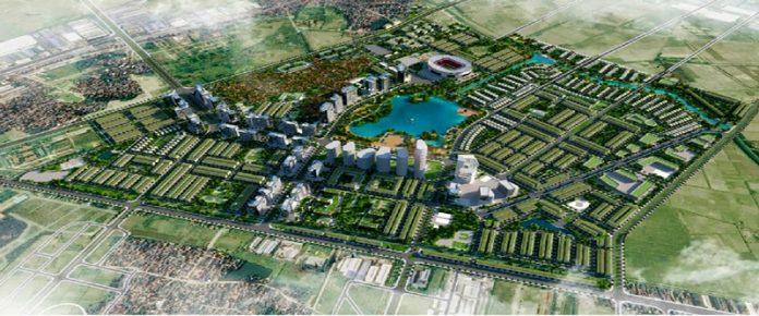 Phối cảnh dự án Hòa Phát - Phố Nối - Hưng Yên