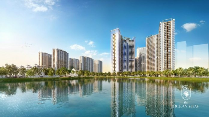 Phối cảnh dự án Chung cư Pavilion - Vinhomes Ocean Park - Đa Tốn - Gia Lâm