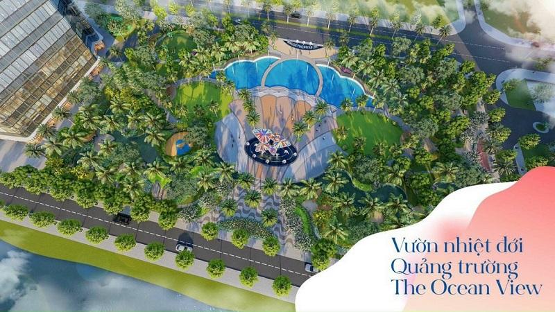 Tiện ích 1 tại dự án The Ocean View - Gia lâm