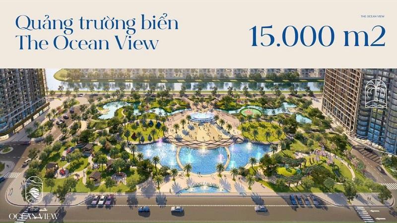 Tiện ích 2 tại dự án The Ocean View - Gia Lâm