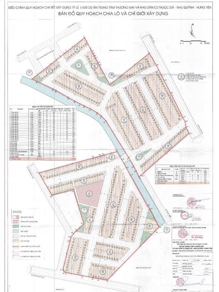 Bản đồ quy hoạch 102 Như Quỳnh
