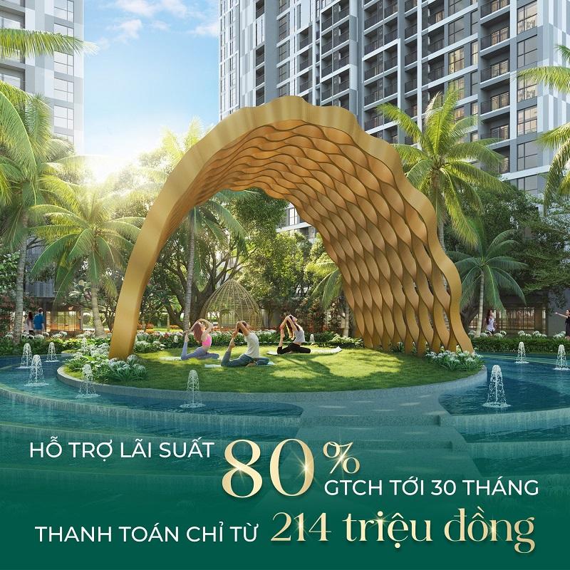 Chính sách bán hàng 2 Phân khu Pavilion - Vihomes Ocean Park - Đa Tốn - Gia Lâm
