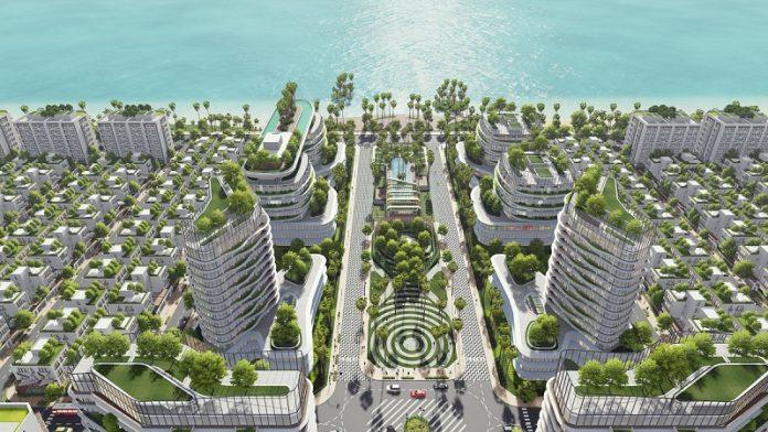 Phối cảnh dự án Vlasta Sầm Sơn - Thanh Hóa