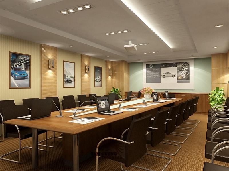 Phòng họp Vinhomes