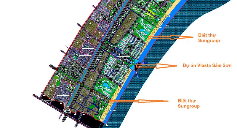 Tiềm năng dự án Vlasta Sầm Sơn - Thanh Hóa