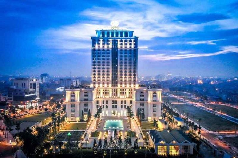 Khách sạn Nam Cương - Thành phố Nam Định