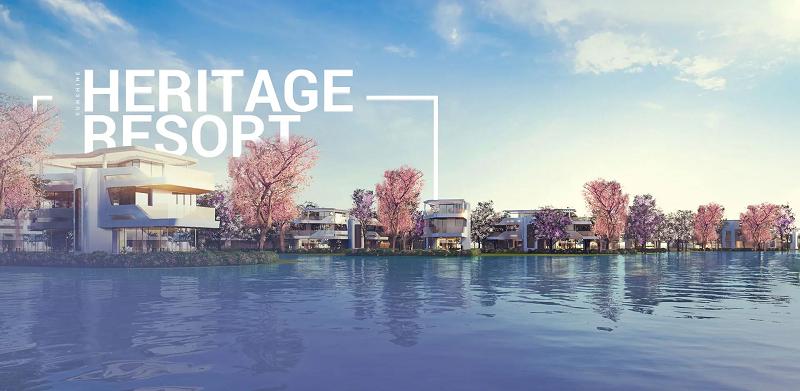 Biệt thự Sunshine Heritage Resort Hà Nội