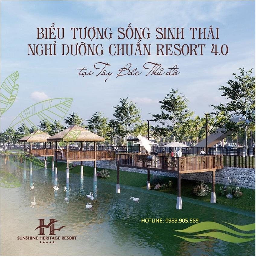 Sunshine Heritage Resort Hà Nội