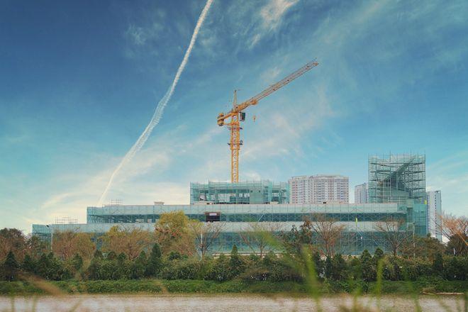 Sắp khai trương bệnh viện đại học y khoa Tokyo