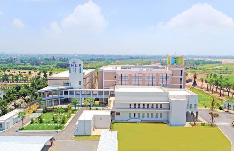 Đại học Y Khoa tokyo tại Khu đô thị Ecopark