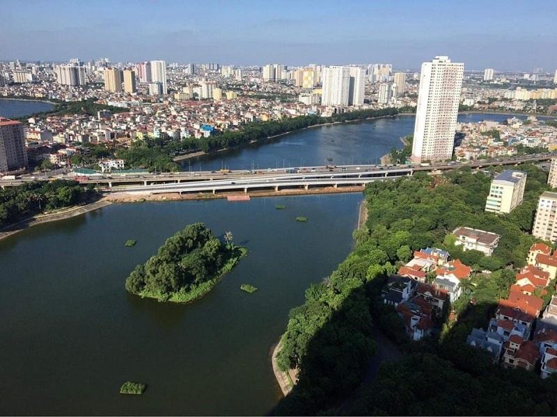 Hồ Linh Đàm - Hoàng Mai - Hà Nội