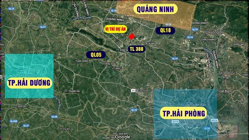 Kết nối giao thông Khu đô thị Bắc Phú Thứ