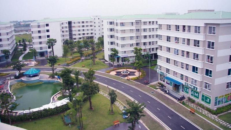 Khu đô thị Diamon Park New - Mê Linh