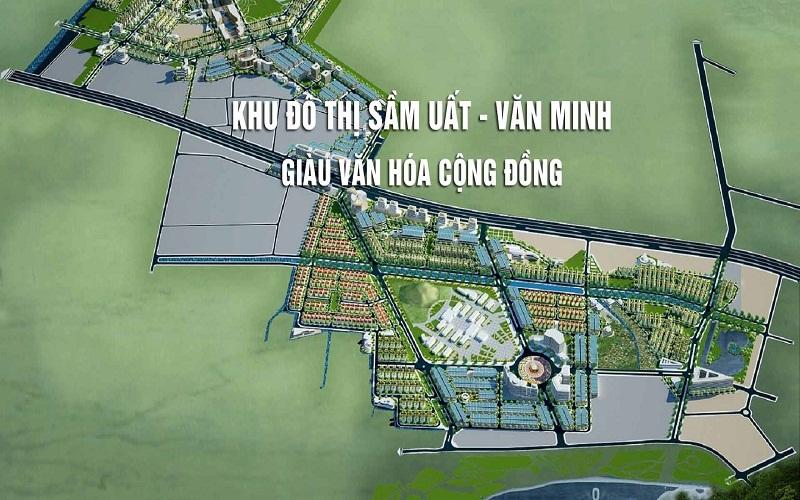 Tổng quan Khu đô thị Mỹ Trung - Nam Định