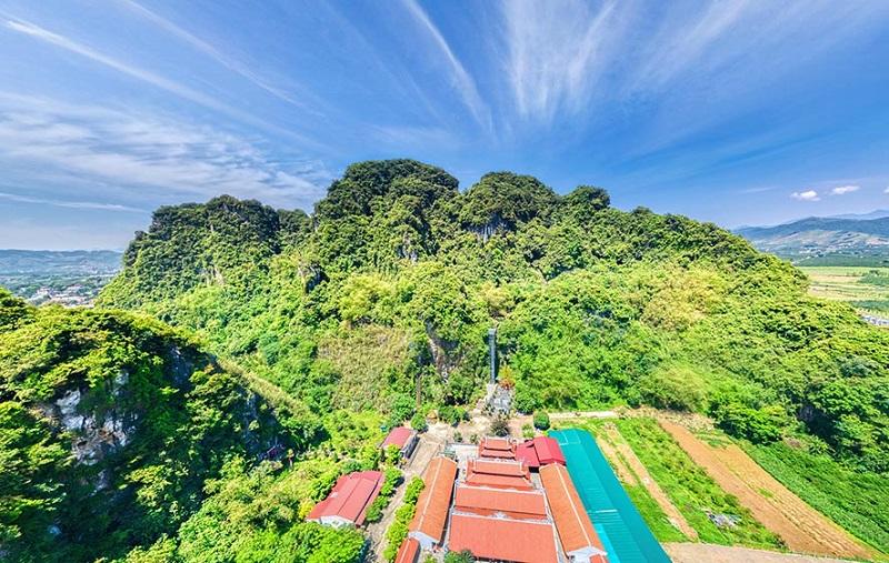 Khu du lịch Núi Đầu Rồng - Cao Phong - Hòa Bình