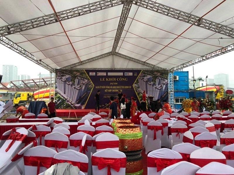 Lễ khởi công dự án Lavita Linh Đàm