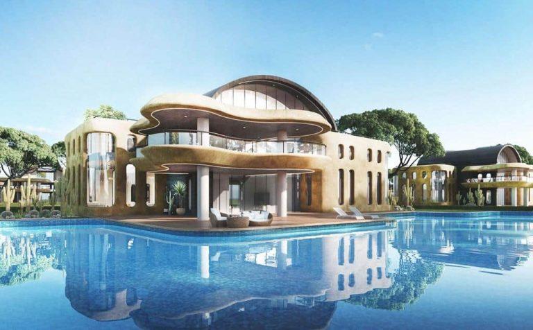 Phân khu Savan Resort tại Sunshine Heritage Resort Hà Nội