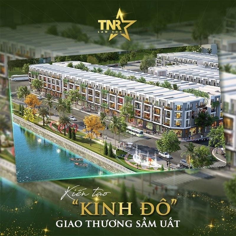 TNR Stars Lam Sơn Thanh Hóa - Kiến tạo kinh đô giao thương sầm uất