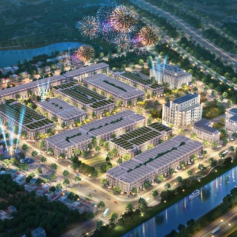 Tổng quan dự án TNR Stars Lam Sơn Thanh Hóa