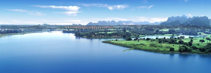 Phối cảnh 3 Wyndham Sky Lake Resort & Villas Chương Mỹ