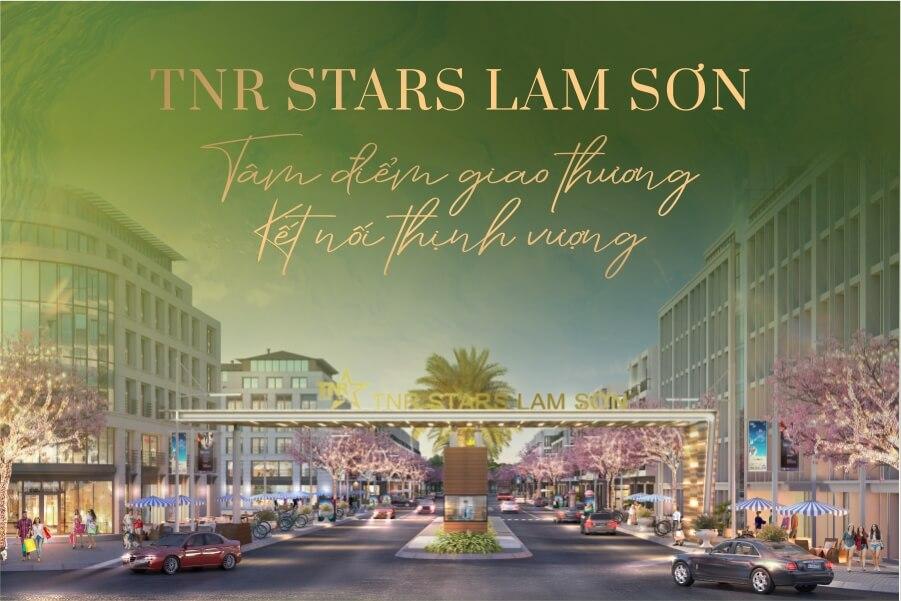 Phối cảnh dự án TNR Stars Lam Sơn Thanh Hóa