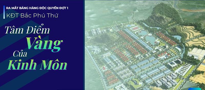 Ra mắt bảng hàng đợt 1 Phú Thứ - Kinh Môn - Hải Dương