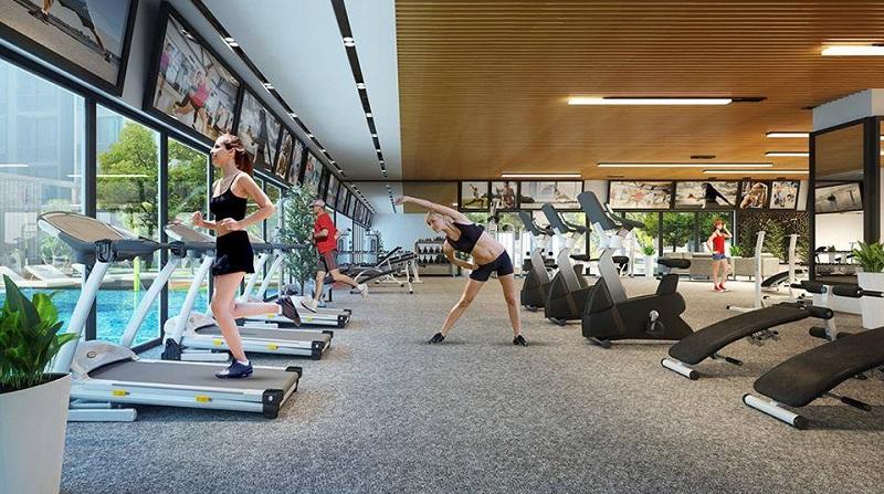 Phòng gym Him Lam Thượng thanh
