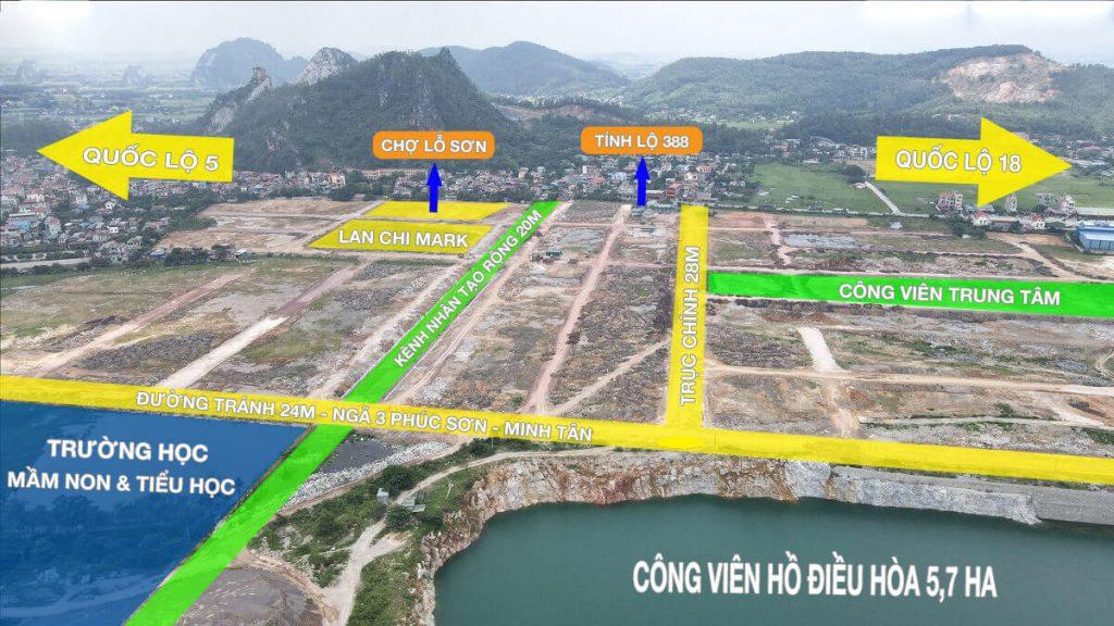 Đất nền Phú Thứ Kinh Môn Hải Dương