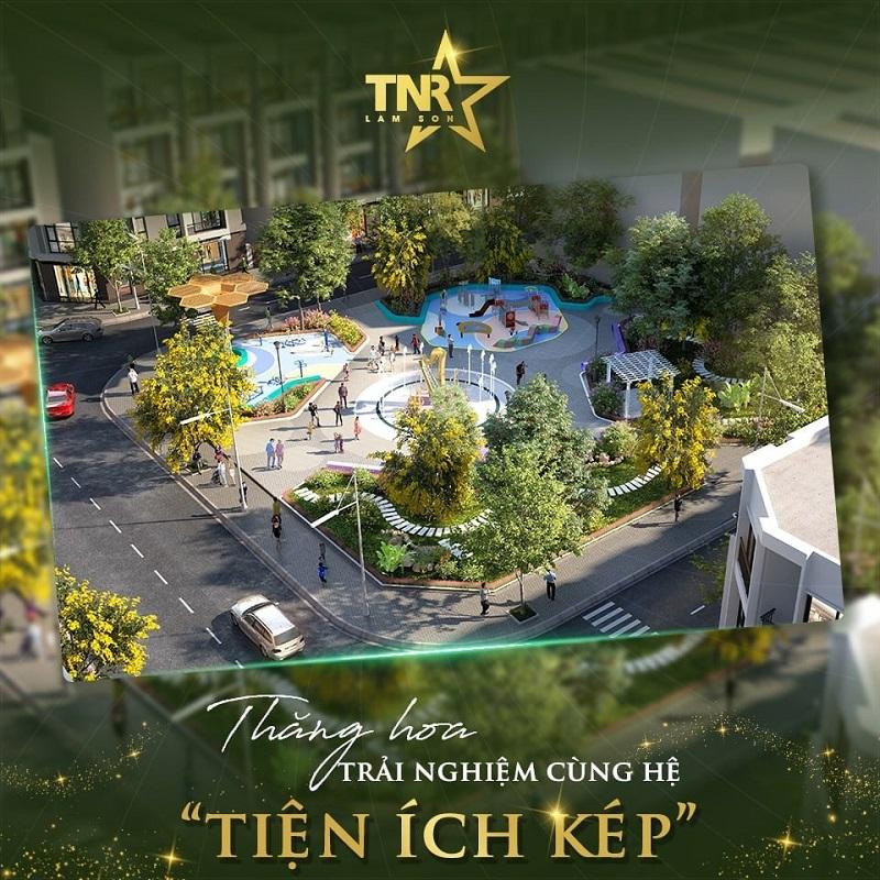 Tiện ích kép tại TNR Stars Lam Sơn Thanh Hóa