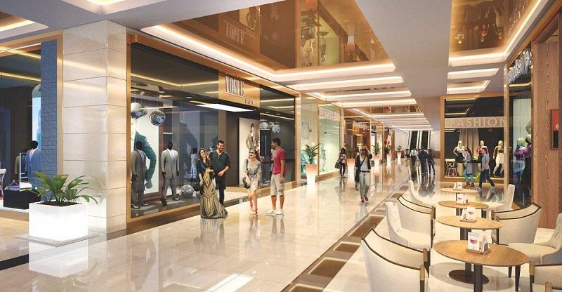 Trung tâm thương mại dự án NOXH Him Lam Thượng Thanh