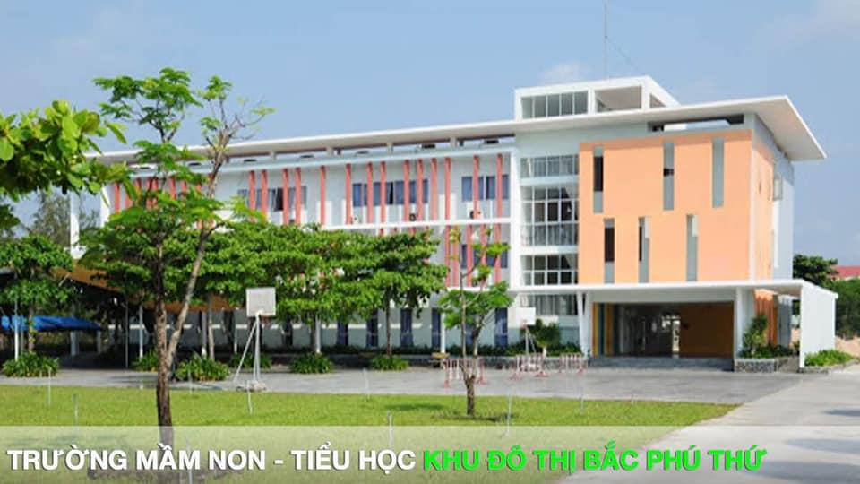 Trường mầm non, tiểu học Khu đô thị Bắc Phú Thứ