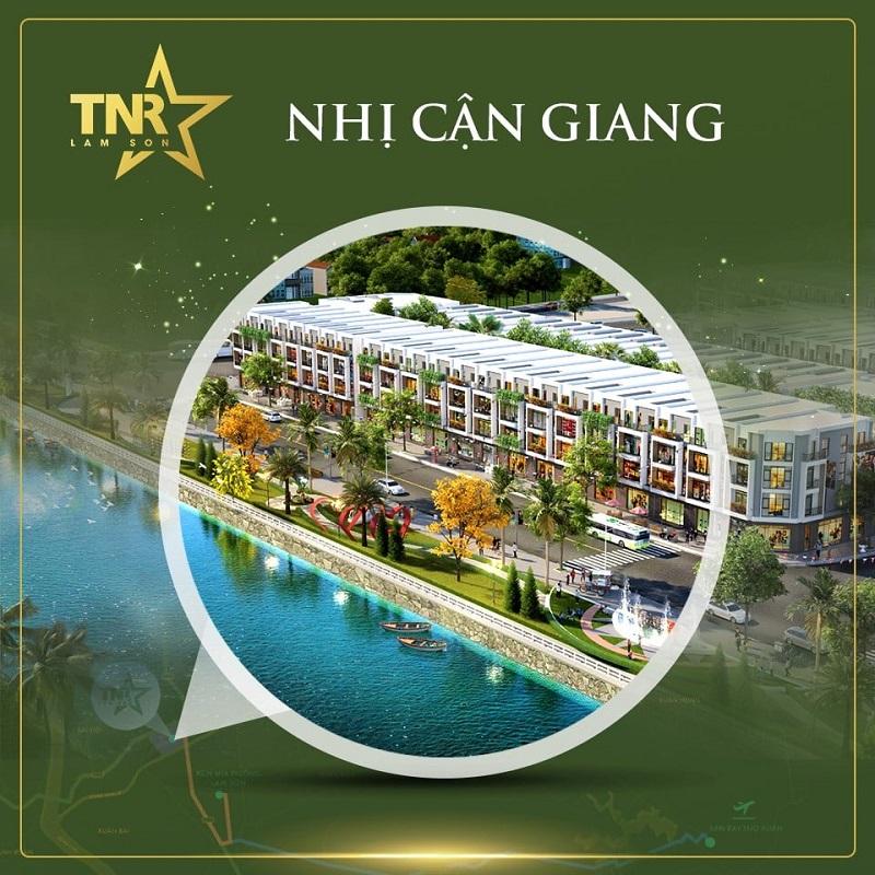 vị trí đắc địa TNR Lam Sơn Thanh Hóa 2