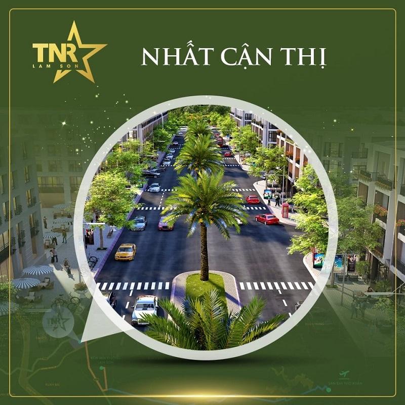 vị trí đắc địa TNR Lam Sơn Thanh Hóa 1