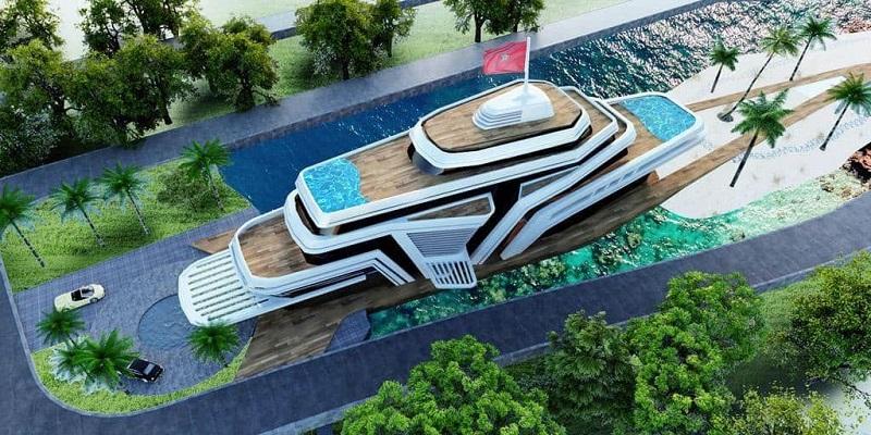 Tổ hợp các tiện ích đẳng cấp Sunshine Heritage Resort