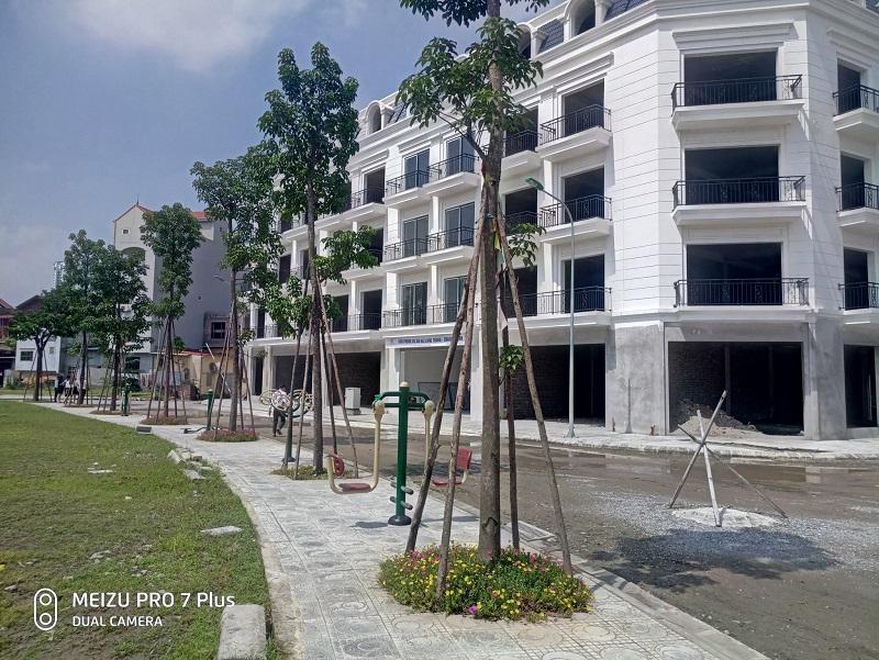 Ảnh thực tế 1 tại dự án Dragon Park Văn Giang