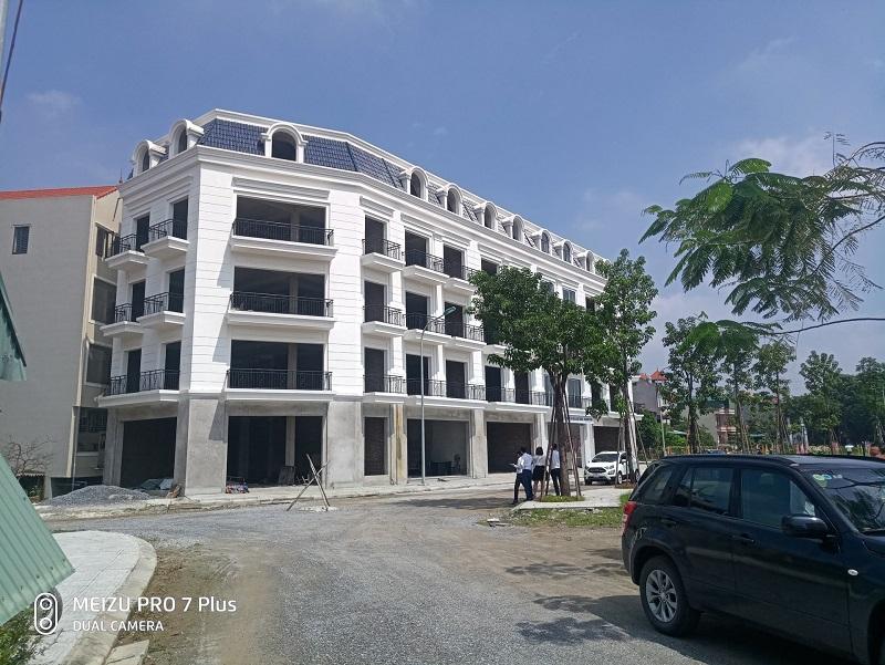 Ảnh thực tế 2 tại dự án Dragon Park Văn Giang