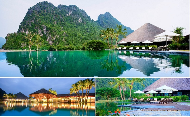 Bể bơi dự án Serena Valley Thanh Lanh - Tam Đảo - Vĩnh Phúc