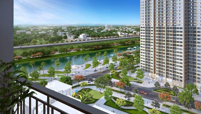 Chung cư khu đô thị mới phía Đông thành phố Chí Linh