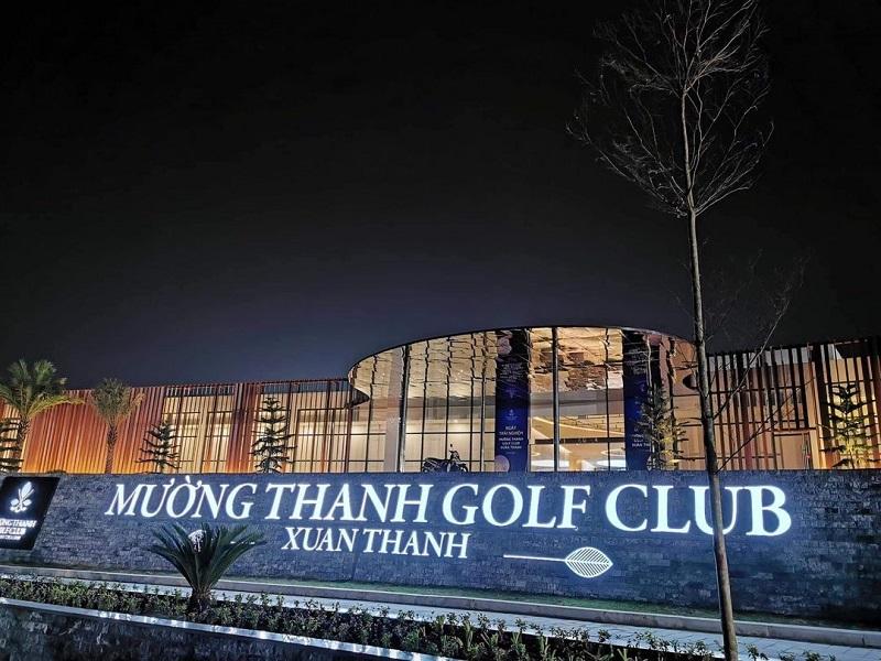 Club house Mương Thanh - Hoa Tiên Paradise Xuân Thành